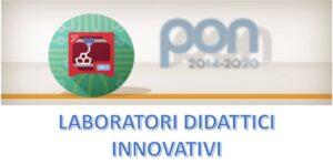 PON Laboratori innovativi